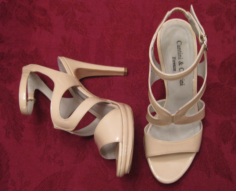 Nude Sandals - Cantini and Cantini