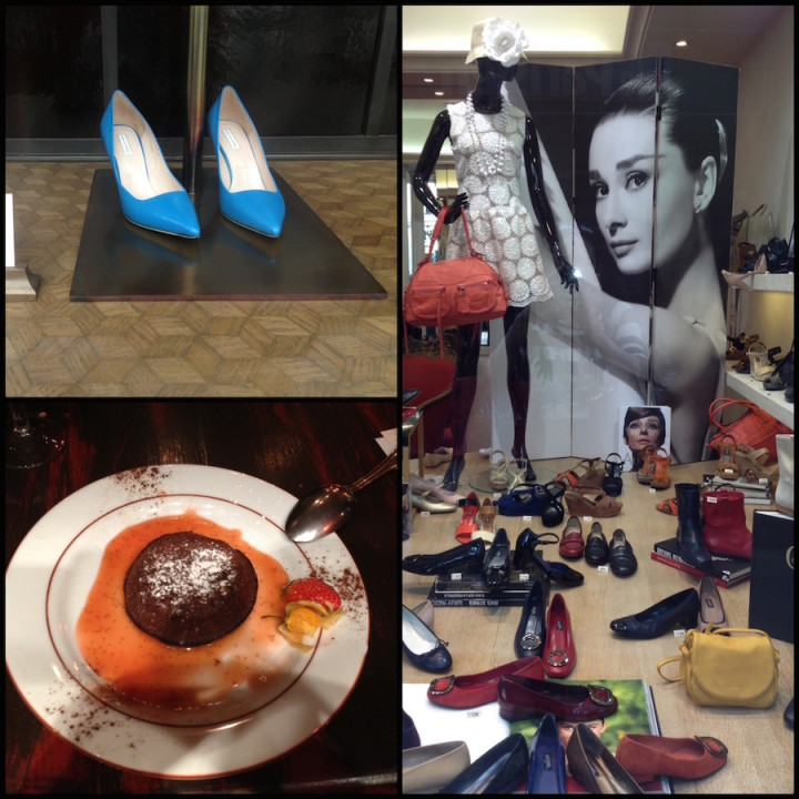 Paris - Soles and Chocolat Colage