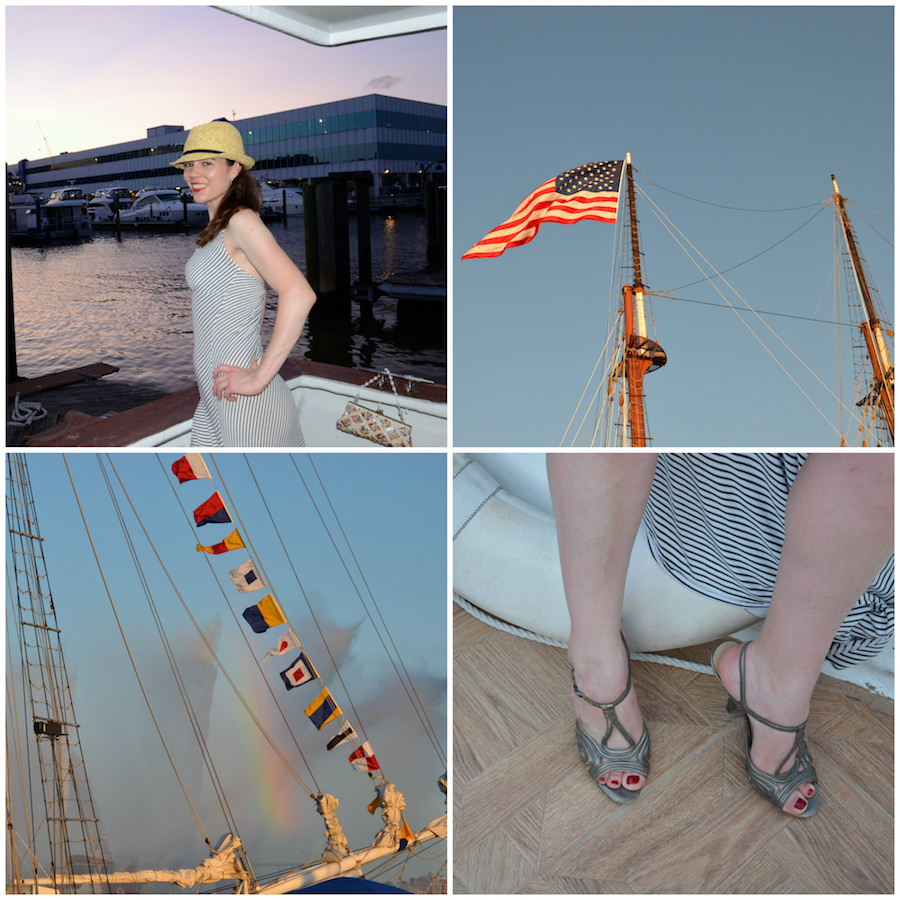 Lincoln Harbor July4th Collage 4