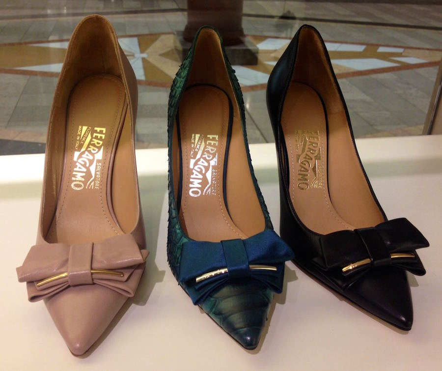 Salvatore Ferragamo Pointed Toe