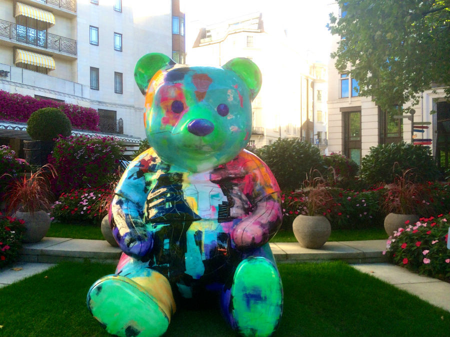Julian Marinetti Bear The Dorchester