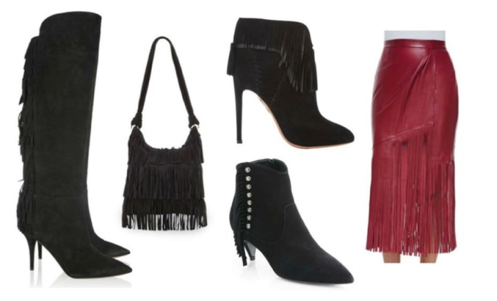 Fringe Boots on Fabulous Soles