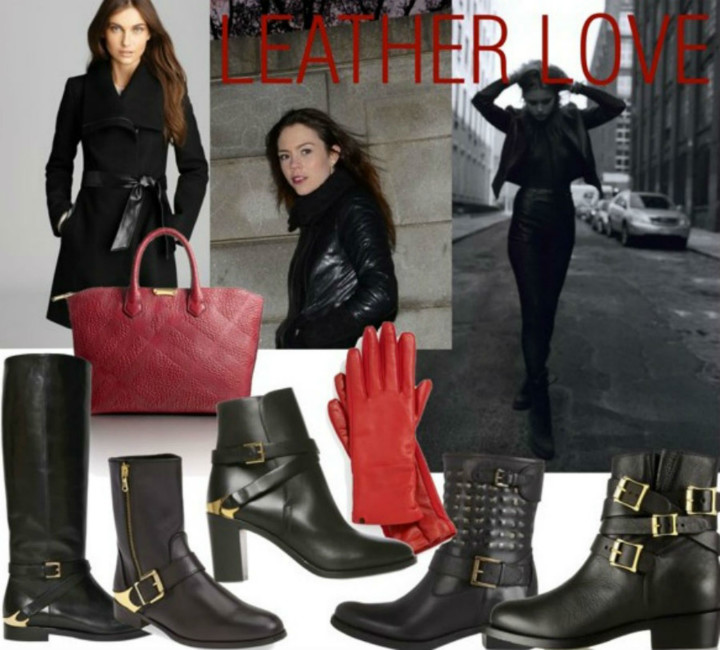 Winter Leather Love FS 2000